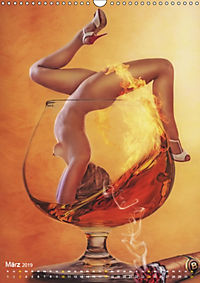 Erotischer Tanz - sinnliche Verführung (Wandkalender 2019 DIN A3 hoch) - Produktdetailbild 3