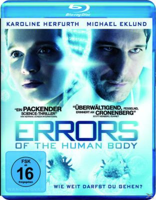 Errors of the Human Body, Shane Danielsen, Eron Sheean