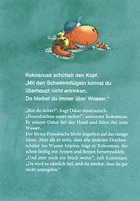 Erst ich ein Stück, dann du. Der kleine Drache Kokosnuss Band 4: Der kleine Drache Kokosnuss kommt in die Schule - Produktdetailbild 7