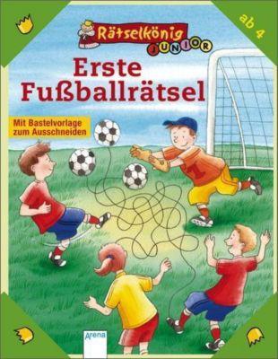 Erste Fußballrätsel, Gabi Selbach