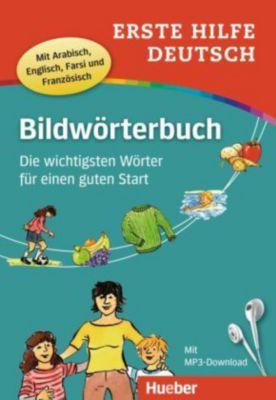 Erste Hilfe Deutsch - Bildwörterbuch, Gisela Specht, Juliane Forßmann