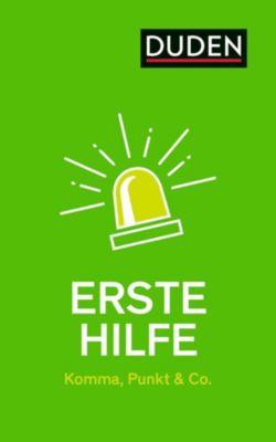 Erste Hilfe - Komma, Punkt & Co., Christian Stang
