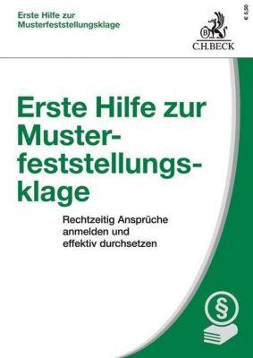 Erste Hilfe zur Musterfeststellungsklage, Timo Gansel, Andreas Gängel