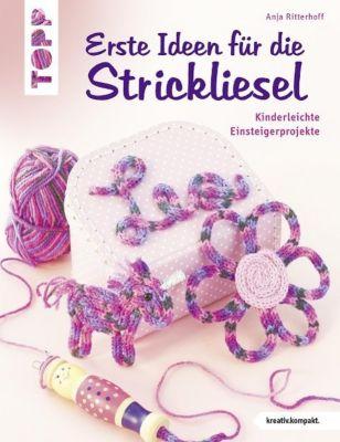 Erste Ideen für die Strickliesel, Anja Ritterhoff