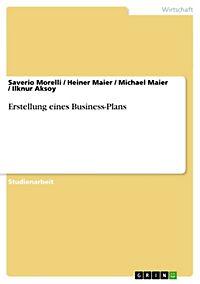 Businessplan Marketing