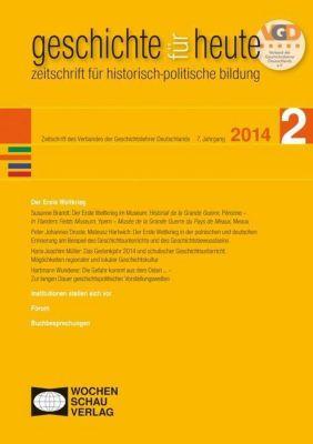 Erster Weltkrieg, Susanne Brandt, Peter Johannes Droste, Mateusz Hartwich, Hans-Joachim Müller, Hartmann Wunderer