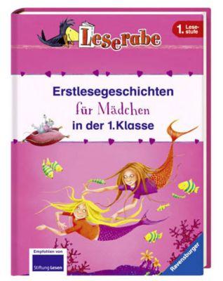Erstlesegeschichten für Mädchen in der 1. Klasse, Katja Reider