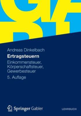 Ertragsteuern, Andreas Dinkelbach