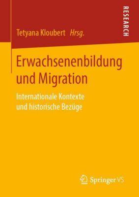 Erwachsenenbildung und Migration - Tetyana Kloubert |