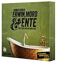 Erwin, Lothar & Lisbeth Band 1: Erwin, Mord & Ente (6 Audio-CDs) - Produktdetailbild 1