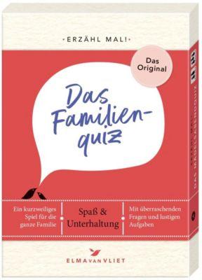Erzähl mal!, Das Familienquiz (Spiel), Elma van Vliet