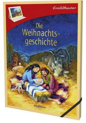 Erzähltheater: Die Weihnachtsgeschichte, Lena Buchmann
