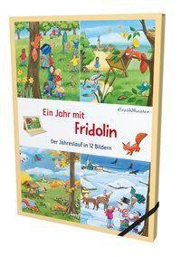 Erzähltheater: Ein Jahr mit Fridolin - Birgit Ebbert |