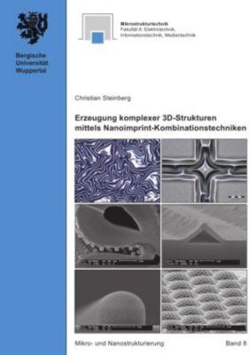 Erzeugung komplexer 3D-Strukturen mittels Nanoimprint-Kombinationstechniken, Christian Steinberg