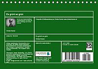 Es grünt so grün (Tischkalender 2019 DIN A5 quer) - Produktdetailbild 13