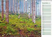 Es grünt so grün (Wandkalender 2019 DIN A3 quer) - Produktdetailbild 11
