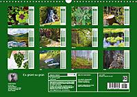 Es grünt so grün (Wandkalender 2019 DIN A3 quer) - Produktdetailbild 13
