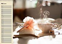 Es ist Zeit für Tee. Impressionen (Wandkalender 2019 DIN A3 quer) - Produktdetailbild 3