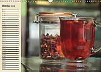 Es ist Zeit für Tee. Impressionen (Wandkalender 2019 DIN A3 quer) - Produktdetailbild 9