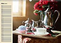 Es ist Zeit für Tee. Impressionen (Wandkalender 2019 DIN A3 quer) - Produktdetailbild 6
