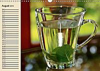 Es ist Zeit für Tee. Impressionen (Wandkalender 2019 DIN A3 quer) - Produktdetailbild 11