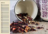 Es ist Zeit für Tee. Impressionen (Wandkalender 2019 DIN A3 quer) - Produktdetailbild 10