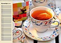 Es ist Zeit für Tee. Impressionen (Wandkalender 2019 DIN A3 quer) - Produktdetailbild 12