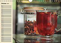 Es ist Zeit für Tee. Impressionen (Wandkalender 2019 DIN A4 quer) - Produktdetailbild 10