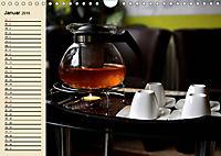 Es ist Zeit für Tee. Impressionen (Wandkalender 2019 DIN A4 quer) - Produktdetailbild 1