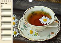 Es ist Zeit für Tee. Impressionen (Wandkalender 2019 DIN A4 quer) - Produktdetailbild 4