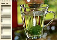 Es ist Zeit für Tee. Impressionen (Wandkalender 2019 DIN A4 quer) - Produktdetailbild 8