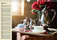 Es ist Zeit für Tee. Impressionen (Wandkalender 2019 DIN A4 quer) - Produktdetailbild 3