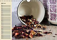 Es ist Zeit für Tee. Impressionen (Wandkalender 2019 DIN A4 quer) - Produktdetailbild 7