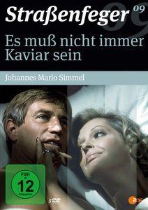 Es muß nicht immer Kaviar sein (13 Folgen), Johannes Mario Simmel
