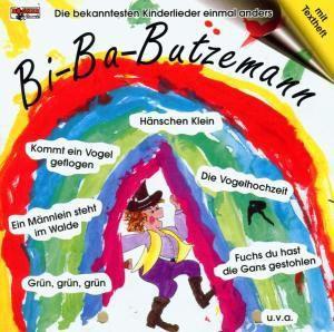 Es tanzt der Bia-Ba-Butzemann (Kinderlieder einmal anders), Inn-Dianer