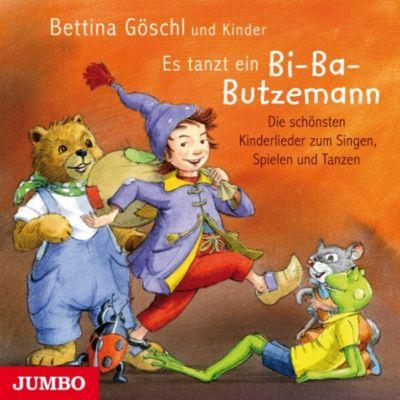 Es tanzt ein Bi-Ba-Butzemann, Bettina Göschl