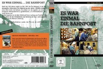 Es war einmal ... Die Bahnpost, DVD