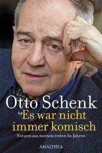 Es war nicht immer komisch, m. Audio-CD, Otto Schenk