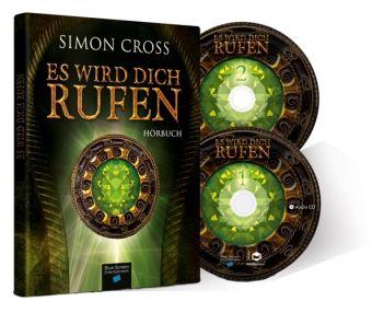 Es wird dich rufen, 8 Audio-CDs, Simon Cross
