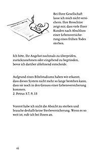 """""""Es wird um Rückerstattung des beiliegenden Sohnes Hermann gebeten"""" - Produktdetailbild 4"""