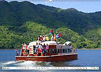 ESCAMBRAY - Kubas grünes Herz (Wandkalender 2019 DIN A2 quer) - Produktdetailbild 4