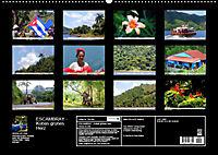 ESCAMBRAY - Kubas grünes Herz (Wandkalender 2019 DIN A2 quer) - Produktdetailbild 13