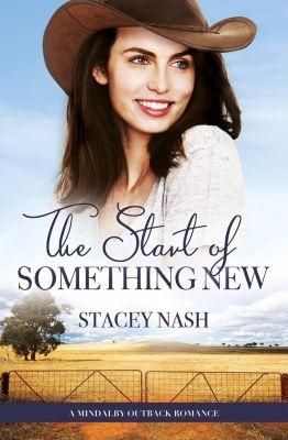 Escape Publishing: The Start Of Something New, Stacey Nash