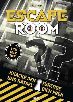 Escape Room, Ivan Tapia