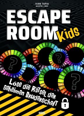 Escape Room Kids, Ivan Tapia
