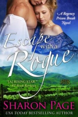 Escape with a Rogue, Sharon Page