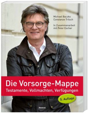 Escher Die Vorsorgemappe, Michael Baczko, Constanze Trilsch