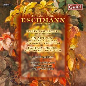 Eschmann Kammermusik, Dave Lee,Roy Howat,Oliver Lewis Ceruti Quartet
