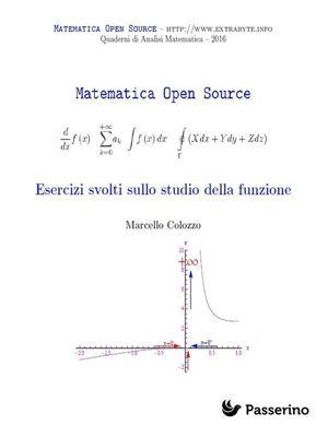 Esercizi svolti sullo studio della funzione, Marcello Colozzo