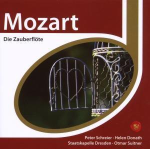 Esprit/Die Zauberflöte (Highlights), Otmar Suitner, Staatskapelle Dresden